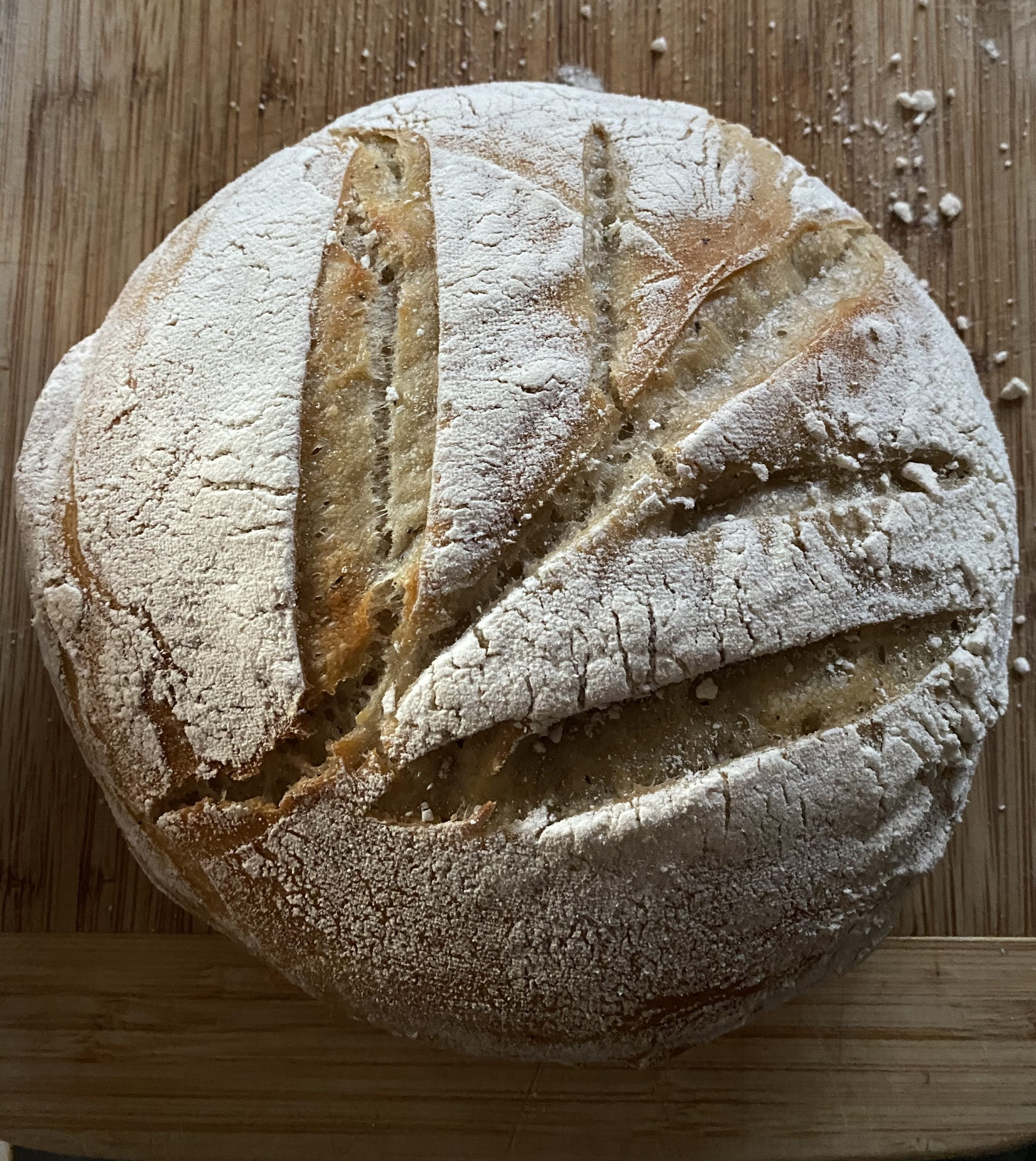 Pain au levain (Bake with Jake)